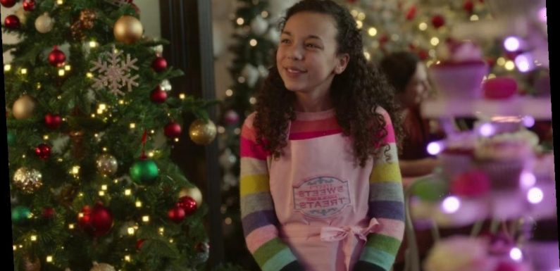 Olivia on The Princess Switch recast for 'Switched Again': Alexa Adeosun replaced by new actress Mia Lloyd