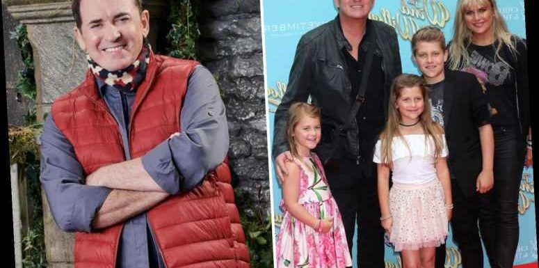 I'm A Celebrity's Shane Richie had a panic attack on family camping trip in Cornwall when he tried to prepare for show