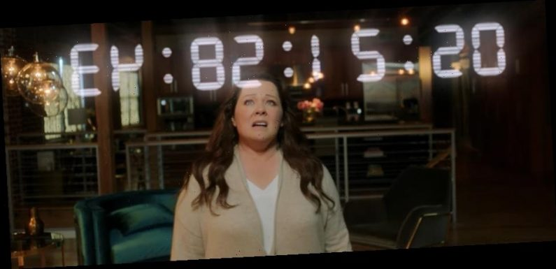 'Superintelligence' Featurette Touts an Apocalyptic Love Story with Melissa McCarthy
