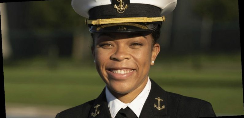 Sydney Barber will be the first Black woman to serve as U.S. Naval Academy brigade commander