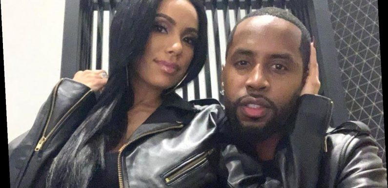 Safaree Samuels Denies He's a Wife Beater After Erica Mena Shows Busted Lip
