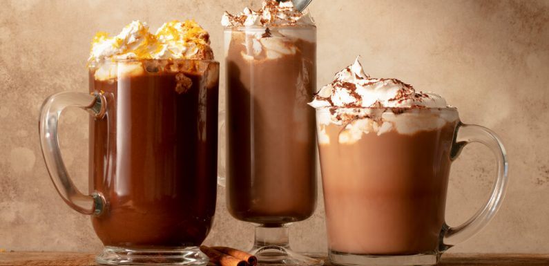 Take Hot Chocolate to the Next Level