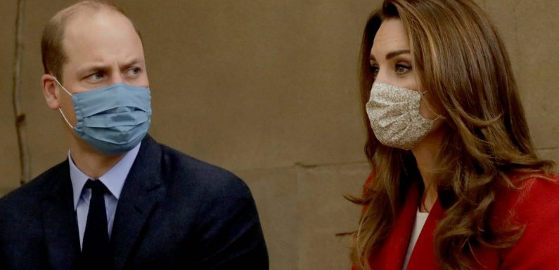 Covid 19 coronavirus: Kate Middleton's private battle while Prince William suffered