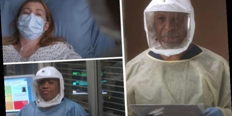 Grey's Anatomy You'll Never Walk Alone cast: Who is in the guest cast?