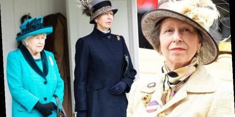 Princess Anne's 'low-maintenance' body language suggests she has 'more fun' with Queen