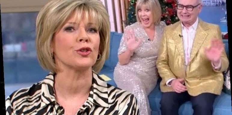 Ruth Langsford breaks silence on This Morning exit as she hopes for 'happier' 2021