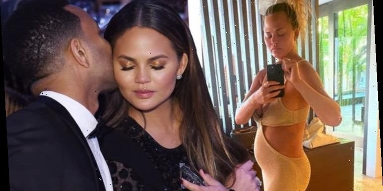 Chrissy Teigen announces she'll 'never be pregnant again' after tragic miscarriage