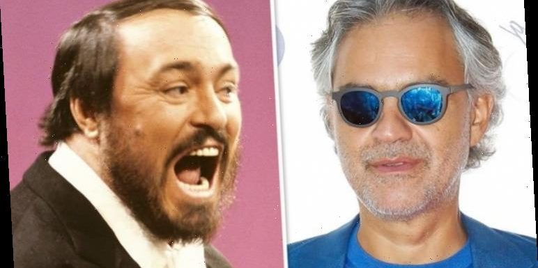 Andrea Bocelli audition tape led Luciano Pavarotti to declare 'there was no finer voice'