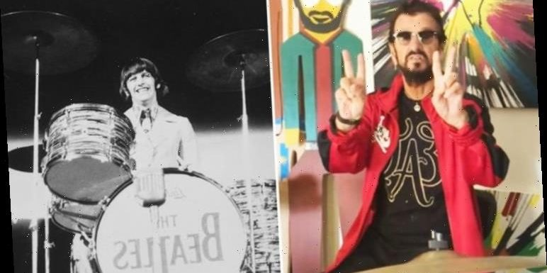 The Beatles: Sir Ringo Starr's uplifting New Year's Eve message with hope for 2021 – WATCH