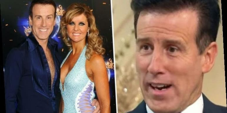 Anton du Beke left 'mortified' after being told he was the problem in dance partnership