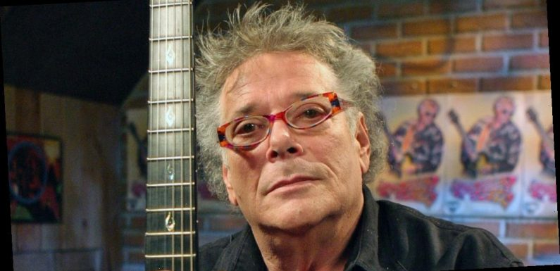 Mountain singer Leslie West dies after 'heart gives out'