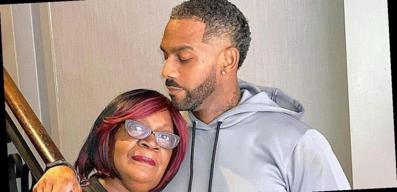 Richard Blackwood devastated as mum dies in his arms after cancer battle
