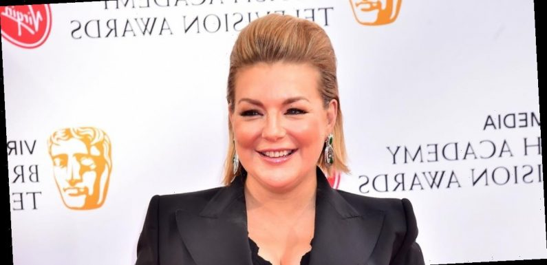 Sheridan Smith excited for Xmas with son after depression over father's death