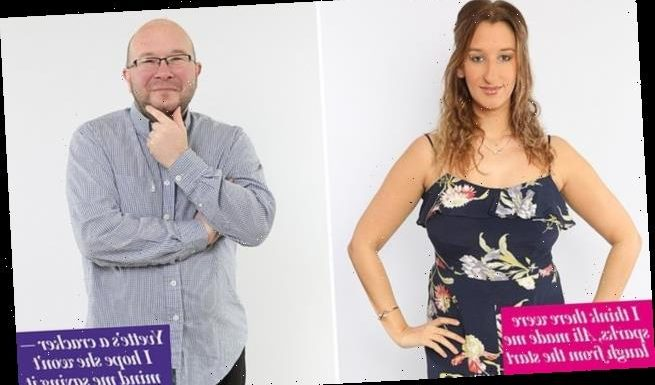 Who'll find love on our virtual date? This week it's Yvette and Ali