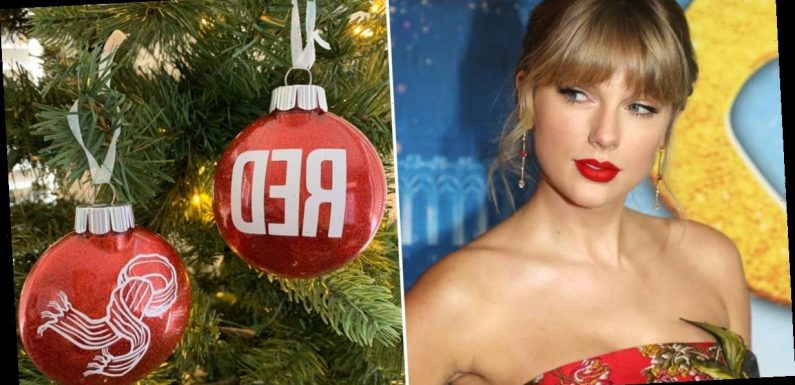 This Is Me Trying to Contain My Excitement Over These Taylor Swift Album-Inspired Ornaments