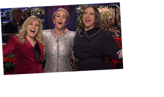 Kristen Wiig, Maya Rudolph And Kate McKinnon Reuniting On 'SNL' Is Our Favorite Thing