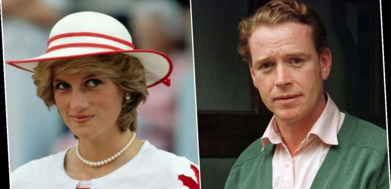 Princess Diana's Affair with Major James Hewitt Ended in Absolute Betrayal