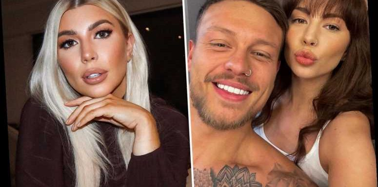 Love Island's Olivia Bowen unrecognisable with brown hair and a fringe – and fans can barely tell it's her
