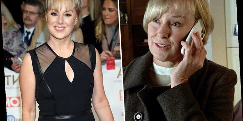 Coronation Street's Sally Dynevor reveals she's 'still in shock' after being made an MBE in Queen's honours list