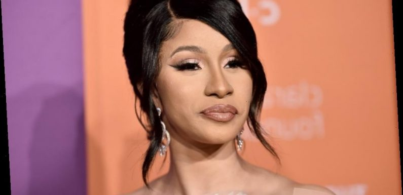 Cardi B Revealed That Infamous $88,000 Purse & People Aren't Impressed