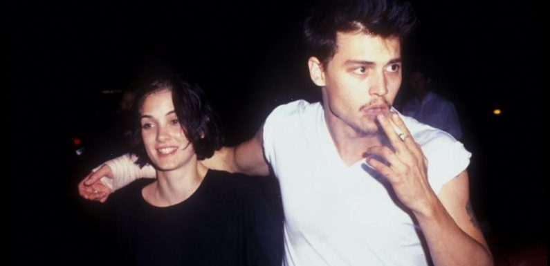 Inside Johnny Depp's Complicated Relationship With Ex Winona Ryder