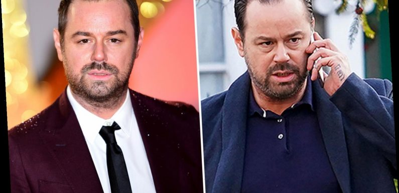 EastEnders' Danny Dyer doubled his earnings last year to become highest paid UK soap star