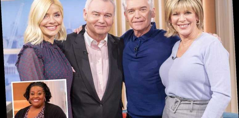 This Morning's Holly and Phil fail to mention Eamonn and Ruth's final day but Alison Hammond praises them