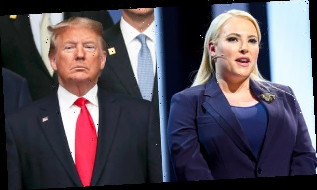 Meghan McCain Calls Out Trump After He Attacks Late Dad John Again: 'You've Disgraced The Presidency'