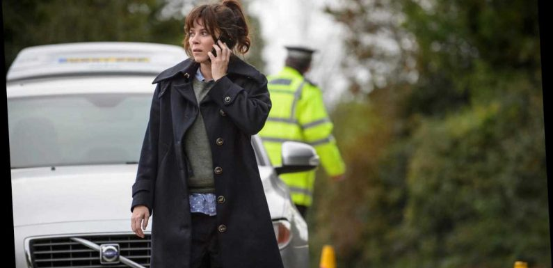 When does Marcella series 3 start on ITV?
