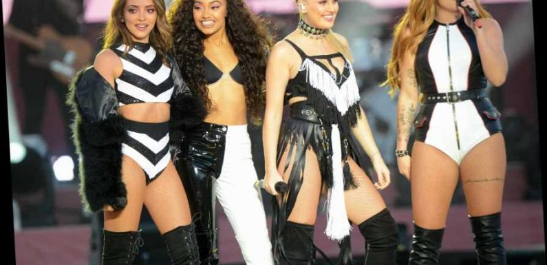 Who is Little Mix's Jesy Nelson?