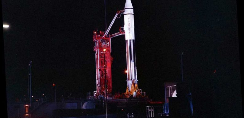 NASA: Mystery object is 54-year-old rocket, not asteroid