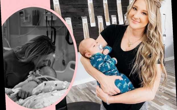 Brittani Boren Leach Commemorates 1 Year Since Losing Infant Son: 'You Are Always With Me'