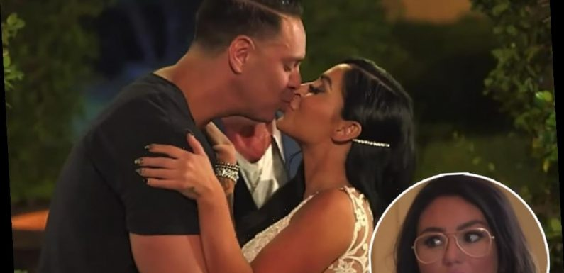 Angelina Pivarnick Had Wedding Re-Do: 'I Almost Peed My Pants 10 Times That Night' (Exclusive)