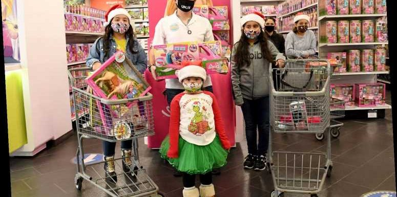 Prince Jackson and Heal Los Angeles Foundation Donate Toys to 25 Kids Just in Time for Christmas