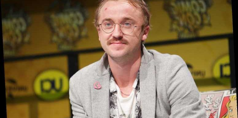 Harry Potter's Tom Felton Sheds Some Tears as He Rewatches the First Movie After Nearly 20 Years