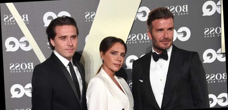 "Victoria Beckham Says Brooklyn ""Found His Soulmate"" with Nicola Peltz"