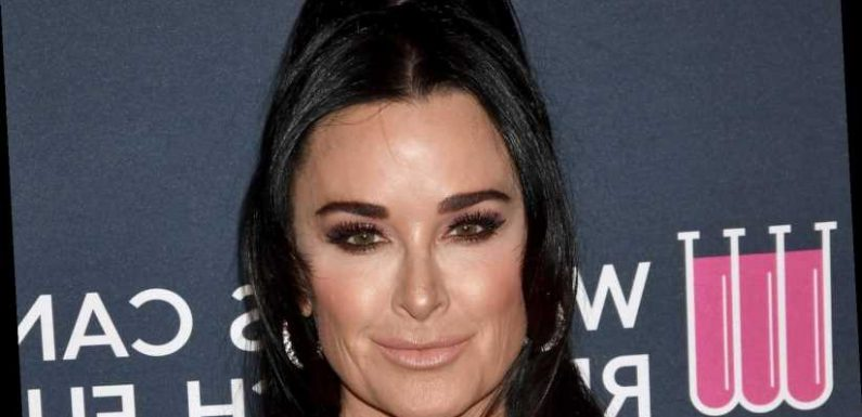 RHOBH's Kyle Richards Shares Sad Health Update About Her Family