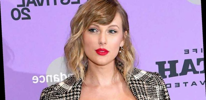 Taylor Swift says this is who inspired her to write Betty