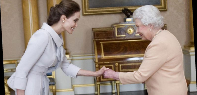 The strict rules celebs have to follow when meeting the Royals
