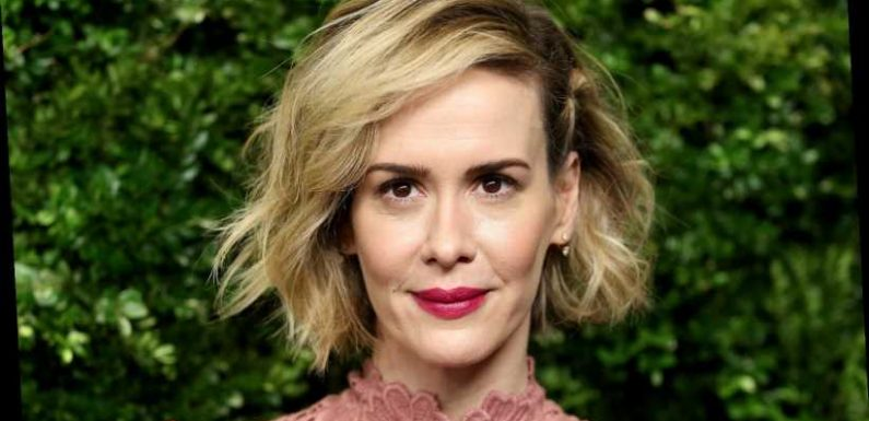 The Truth About Sarah Paulson's Health Scare