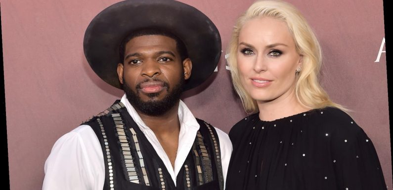 Lindsey Vonn And P.K. Subban Just Announced Some Bad News