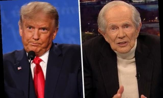 Pat Robertson to Donald Trump: You Lost, 'Move On'