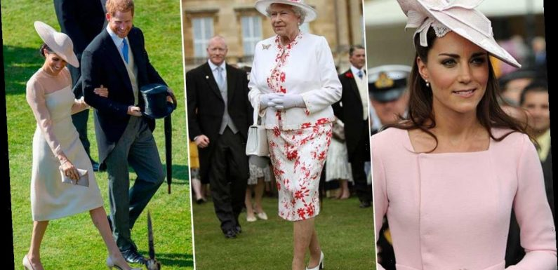 18 fabulous photos of the Queen and her family enjoying themselves at royal parties