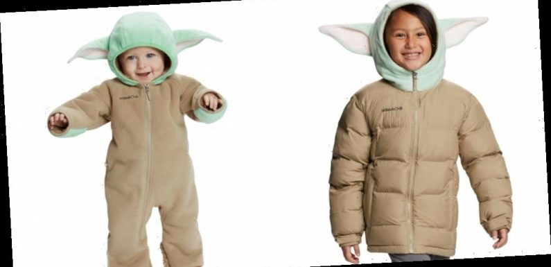 These Baby Yoda Jackets Just Went On Sale & They're So Cute – Get Them Before They're Gone!