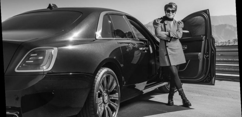 Kris Jenner Dragged for Buying $330K 2021 Rolls-Royce Amid Pandemic