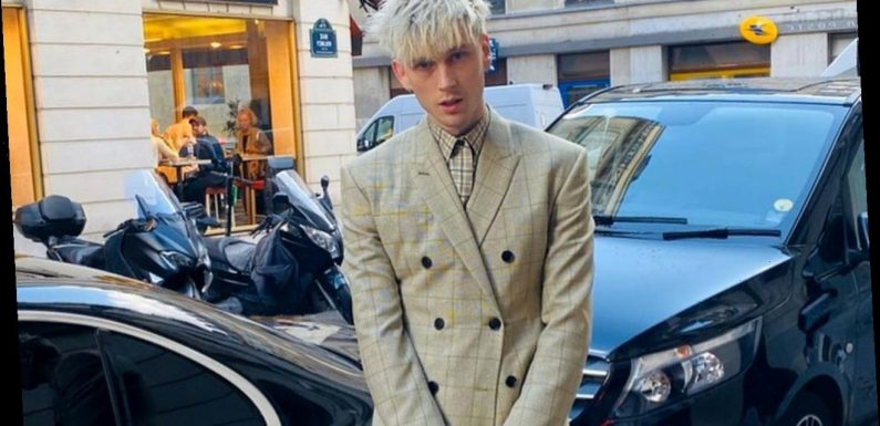 Machine Gun Kelly's Stolen Aston Martin Abandoned by Suspects