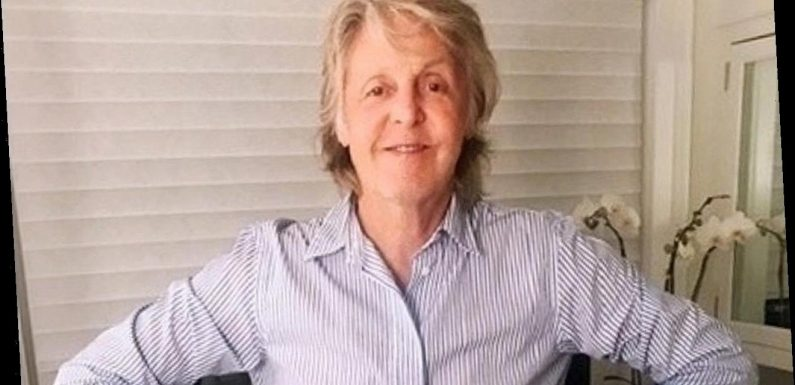 Paul McCartney Would Love to Get Covid-19 Vaccine as Soon as Possible