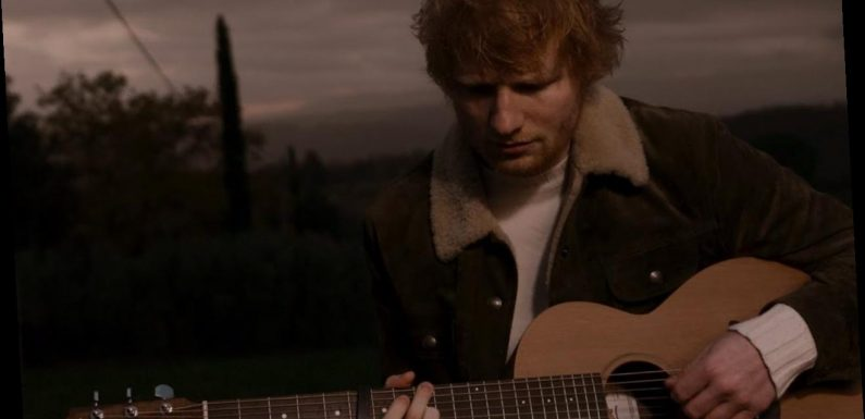 Ed Sheeran Debuts New Song 'Afterglow' as Christmas Gift to Fans