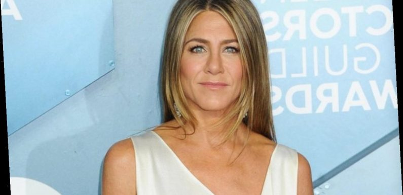 Jennifer Aniston Sparks Online Debate Over COVID-Themed Christmas Ornament