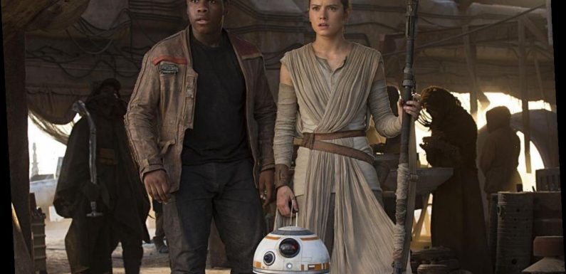 'Star Wars' Novelist Blocked From Writing Potential Romance Between Finn and Rey
